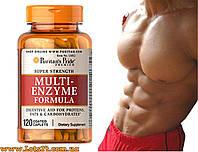 Multi Enzyme Formula - ферменты для набора мышечной массы (энзимы)