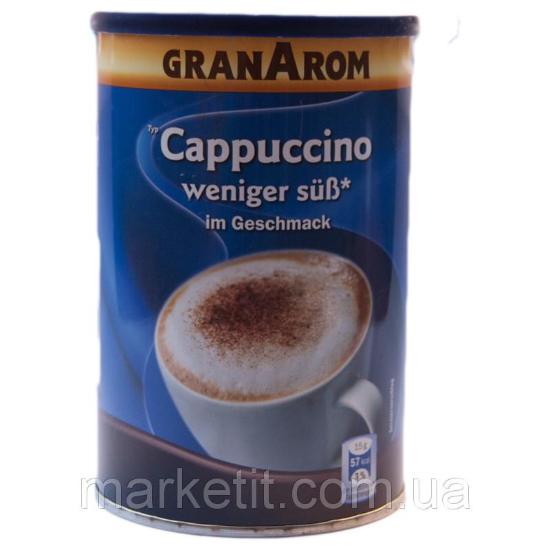 Готовая смесь для каппучино Cappuchino GranArom Weniger, 250 гр.
