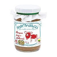Пюре-рагу Marmaluzi из говядины с овощами, 190 г