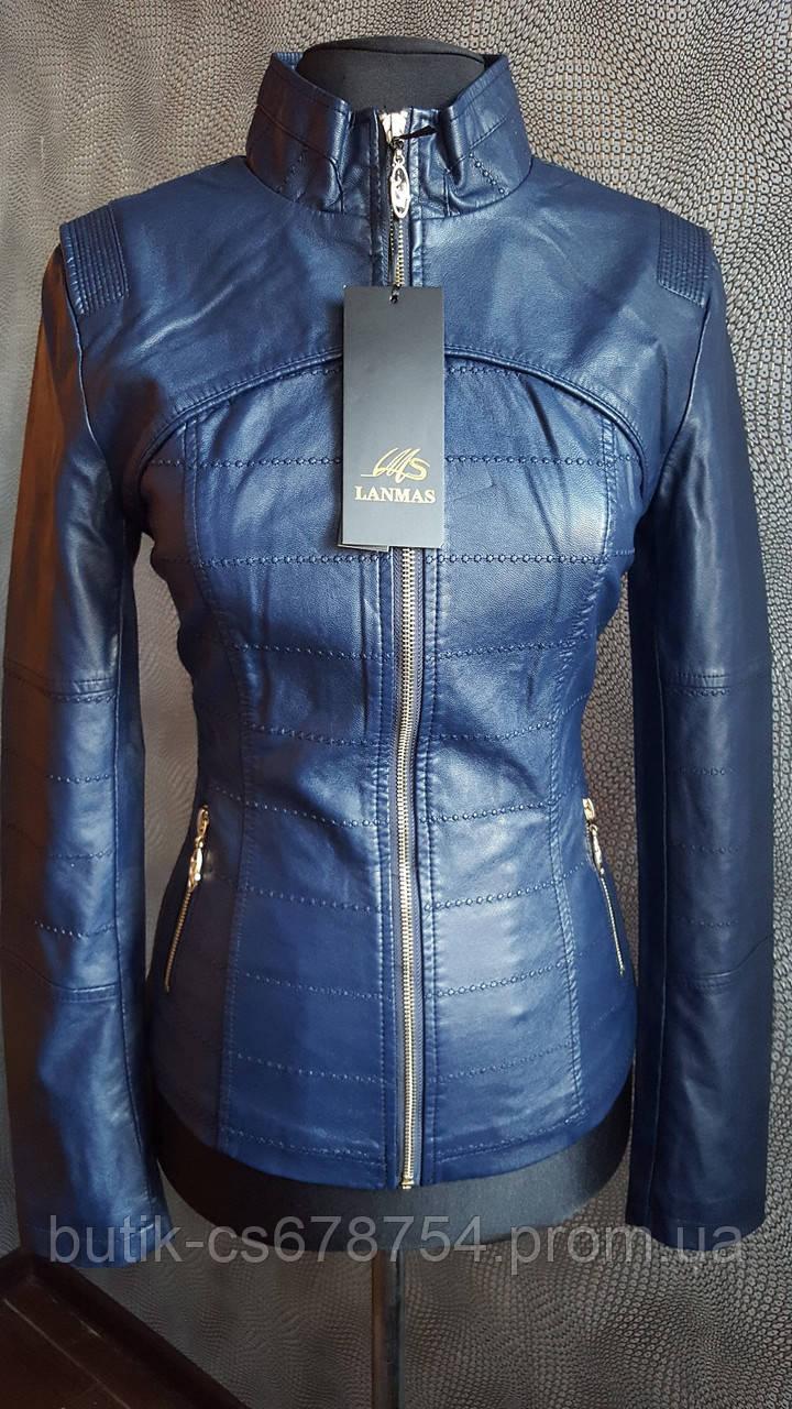 Куртка PU- кожа женская Одесса