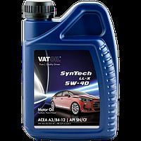 Моторное синтетическое масло VatOil SynTech LL-X 5W40 1L