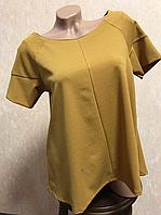 Женская блуза Eiki с коротким рукавом, М