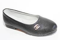Детские школьные туфли бренда ВВТ для девочки Размеры 31- 36