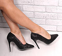Туфли лодочки на каблуке