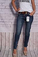 Турецкие джинсы бойфренды женские размеры 25-30. (код 4010-D-4)