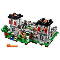 """Конструктор Lepin Minecraft 18005""""Крепость"""", 795 деталей KK"""