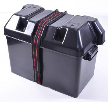 Ящик аккумуляторный с ремнем