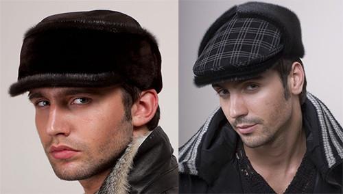 Мужские меховые шапки и кепки – праздник лета посреди зимы!
