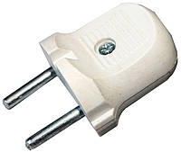 Вилка штепсельная электрическая на кабель, купить електровилку