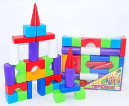Конструктор Теремок средний для малышей 046 M-TOYS