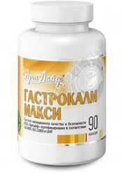 Гастрокалм Макси- таблетки для профилактики воспаления в ЖКТ,язвы (90 табл.,Арт Лайф)