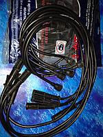 Провода высокого напряжения со свечными наконечниками ГАЗ-53, 3307, ЗИЛ-130, УРАЛ-375 (силиконовые).