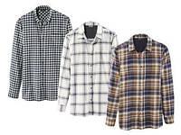 Рубашка мужская байковая