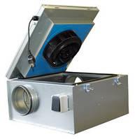 Вентилятор Systemair KVKE 125 для круглых каналов, фото 1