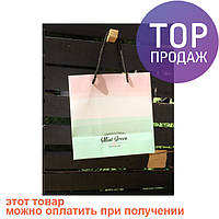Подарочный пакет Нежность 22 см