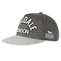 Бейсболка Кепка Lonsdale London Snapback Cap Mens Оригинал