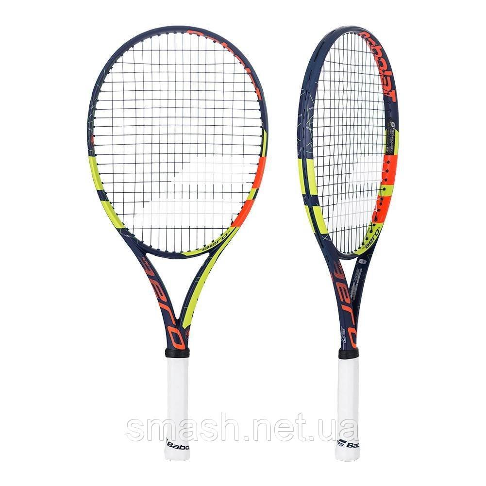 Теннисная ракетка BABOLAT PURE AERO JR 26 RG/FO