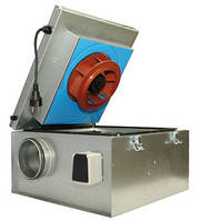 Вентилятор Systemair KVKE 125 EC для круглых каналов, фото 1