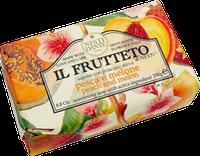 Натуральное мыло Персик и дыня