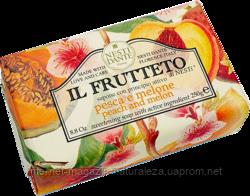 Натуральное мыло Nesti Dante Персик и дыня