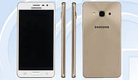 Cмартфон Samsung Galaxy J3 Pro(3110) Gold 2/16gb Quad-core, 1200 МГц 2600 мАч