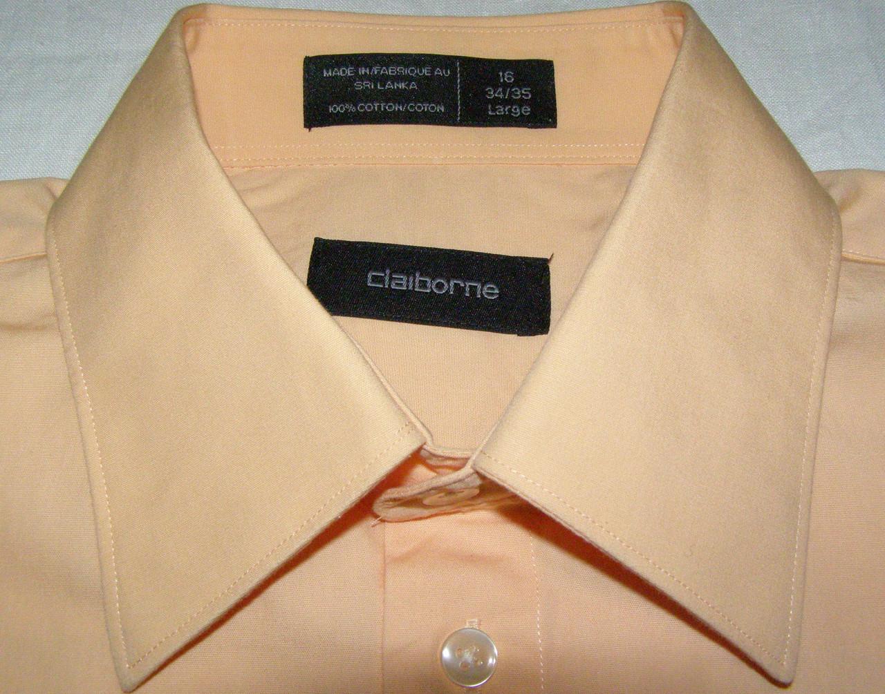 Рубашка CLAIBORNE (L / 41-42)