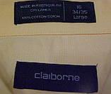 Рубашка CLAIBORNE (L / 41-42), фото 5
