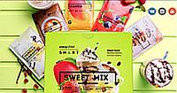 Energy Diet Smart «Sweet Mix» 5 пакетиков Сбалансированное питание Ассорти из 5 вкусов