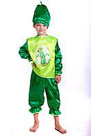"""Детский карнавальный костюм """" Огурец """""""