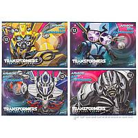 Альбом для рисования Transformers 12 листов Kite TF17-241