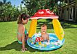 Детский бассейн Гриб с навесом 102x89 Intex 57114, фото 2