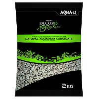 Aquael Aqua Decoris DOLOMITE GRAVEL натуральный доломитовый гравий 2-4мм, 2кг