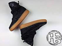 Чоловічі кросівки Nike Special Air Force Field 1 Black 859202-009, фото 3