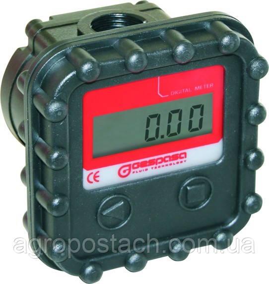 Електронный счетчик дизтоплива MGE 40 Gespasa (Испания)