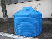 Код-RPV-3000N. Емкость вертикальная цилиндрическая для воды 3100 л