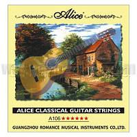 Alice A106H струна №6 E/Ми поштучно для классической гитары