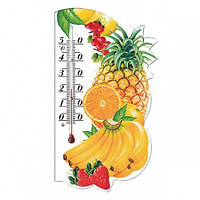 Термометр комнатный на магните - Фрукты