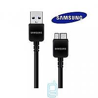 USB 3.0 шнур для Note 3/Galaxy S5 черный