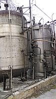 Емкости нержавеющие для химической промышленности
