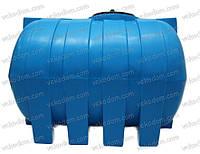 Код-G-1000E. Емкость горизонтальная для транспортировки воды 1000л