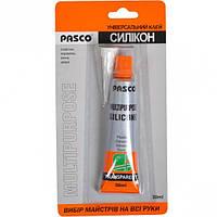 """Клей """"Pasco"""" универсальный силиконовый герметик CS-001"""