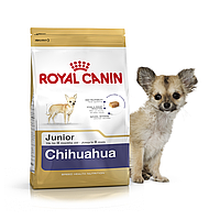 Сухой корм для щенков чихуахуа Royal Canin Chihuahua Junior, 500 г