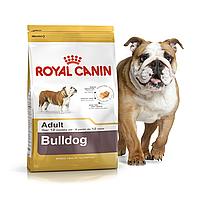 Сухой корм для взрослого бульдога Royal Canin Bulldog Adult, 12 кг