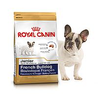 Сухой корм для щенков французского бульдога Royal Canin French Bulldog Junior, 1 кг