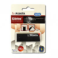 Флешка USB 2.0 16Gb Ridata Drive Spring Black