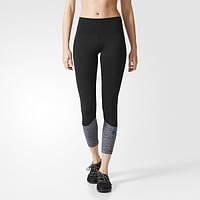 Женские леггинсы для спорта Adidas Training Ultimate Check Tights BS1373