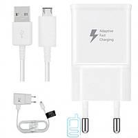 СЗУ 2in1 EP-TA800 Fast Charge 12V-1.24A 9V-1.67A 5V-2A micro USB white