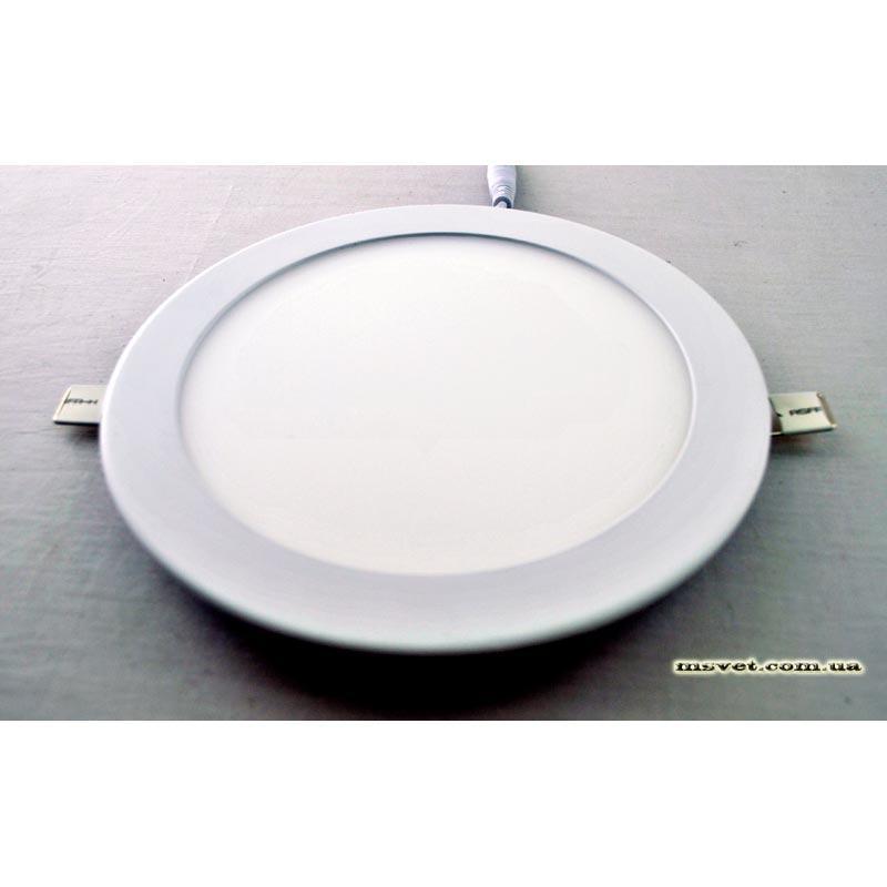 Светильник LED точечный 15 Вт  белый SW-187-15W 4000K WT