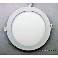 Светильник LED точечный 18 Вт  белый SW-187-18W 3200K WT