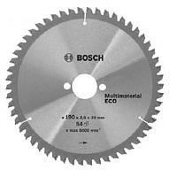 Пильный диск Bosch ECO 190x30-48T по дереву, 2608644377